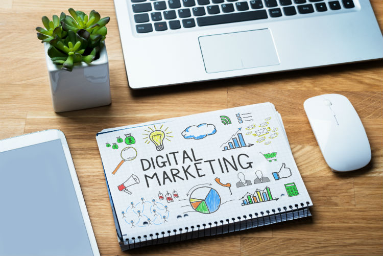 So what are some of the best ways to leverage time and money to get the best ROI when starting out? Digital marketing